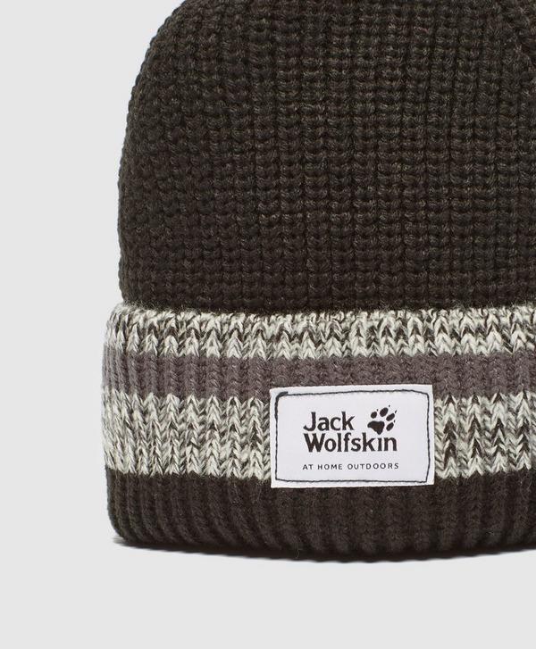 Jack Wolfskin Stripe Beanie