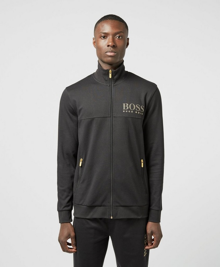 BOSS Logo Full Zip Track Top