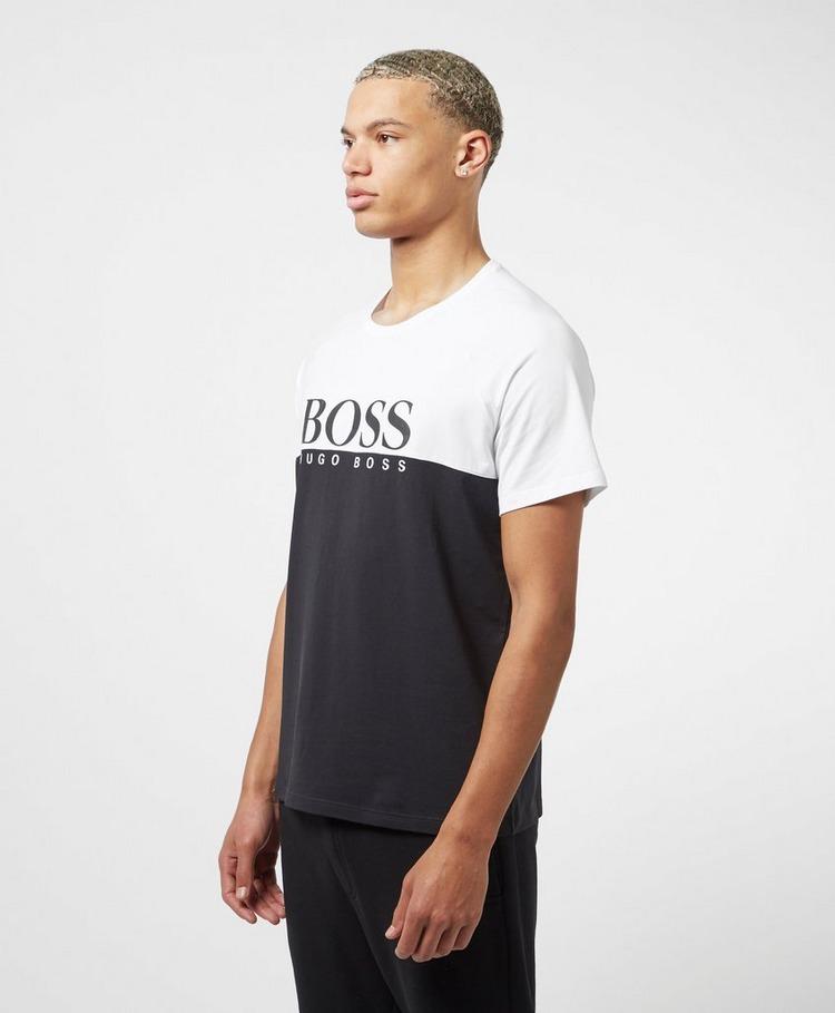 BOSS Split Raglan Short Sleeve T-Shirt