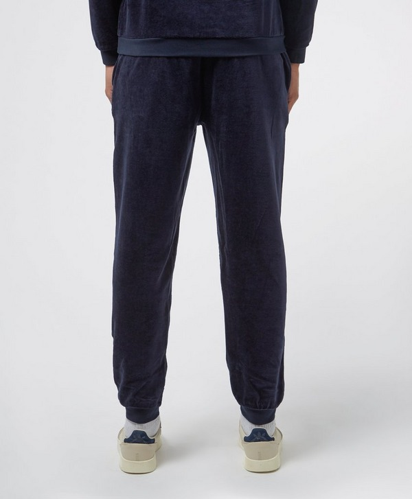 BOSS Velour Cuffed Fleece Pants