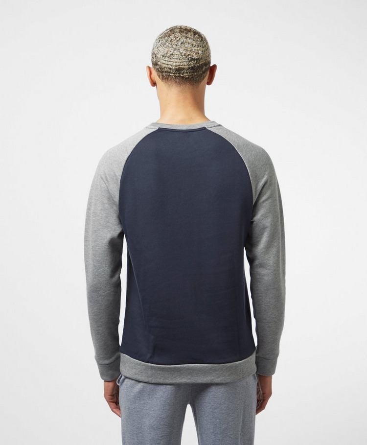 BOSS Raglan Logo Sweatshirt