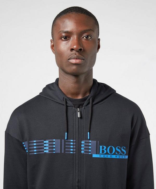 BOSS Authentic Geo Full Zip Hoodie