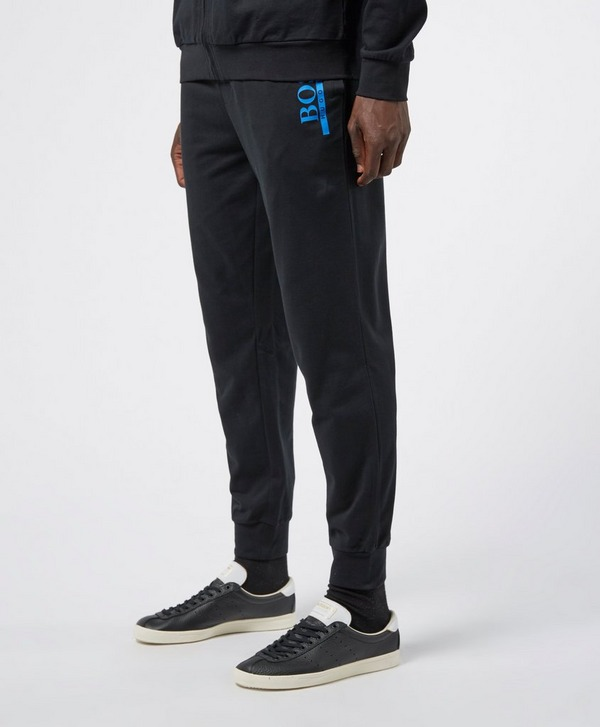 BOSS Authentic Geo Cuffed Fleece Pants