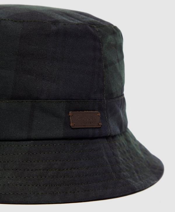 Barbour Wax Bucket Hat