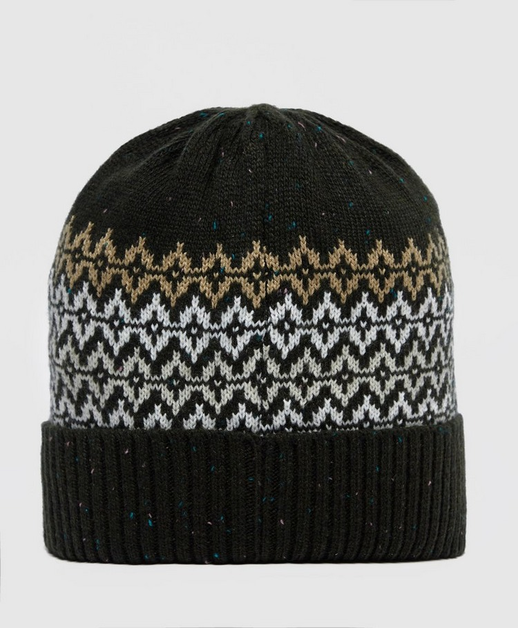 Barbour Brackley Beanie and Scarf Gift Set