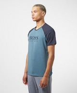 BOSS Raglan Logo Short Sleeve T-Shirt