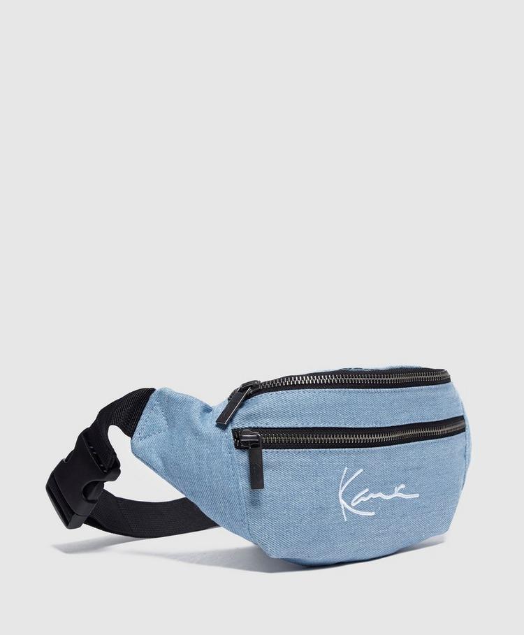 Karl Kani Denim Logo Bum Bag