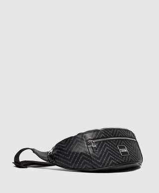 Versace Jeans Couture Chevron Bum Bag