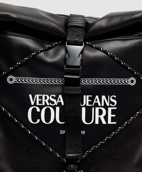 aaeae00f7f Versace Jeans Couture Roll Top Backpack | scotts Menswear