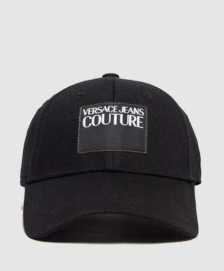 Versace Jeans Couture Patch Logo Cap