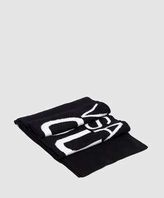 Versace Jeans Couture Large Logo Scarf