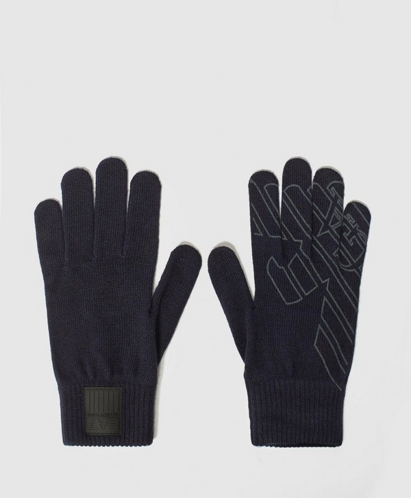 Emporio Armani EA7 Big Eagle Gloves