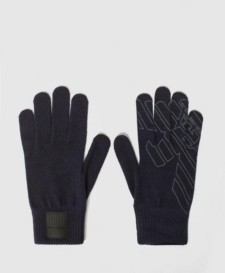 Emporio Armani EA7 Big Eagle Gloves