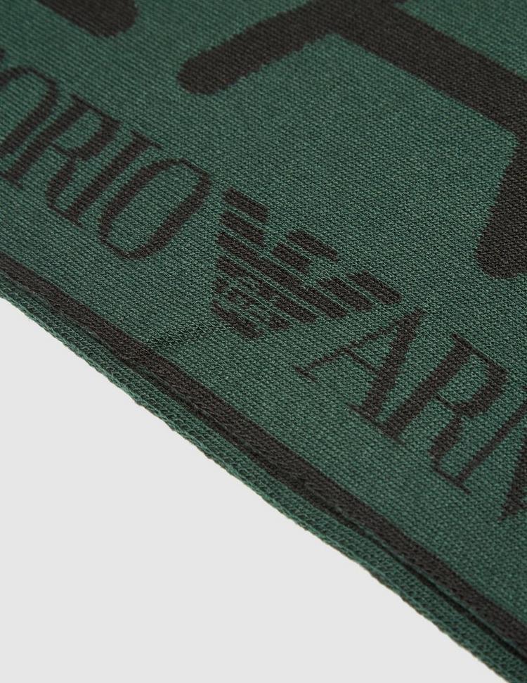 Emporio Armani EA7 Train Logo Scarf