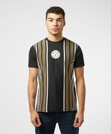 Pretty Green Vertical Stripe Short Sleeve T-Shirt - Exclusive
