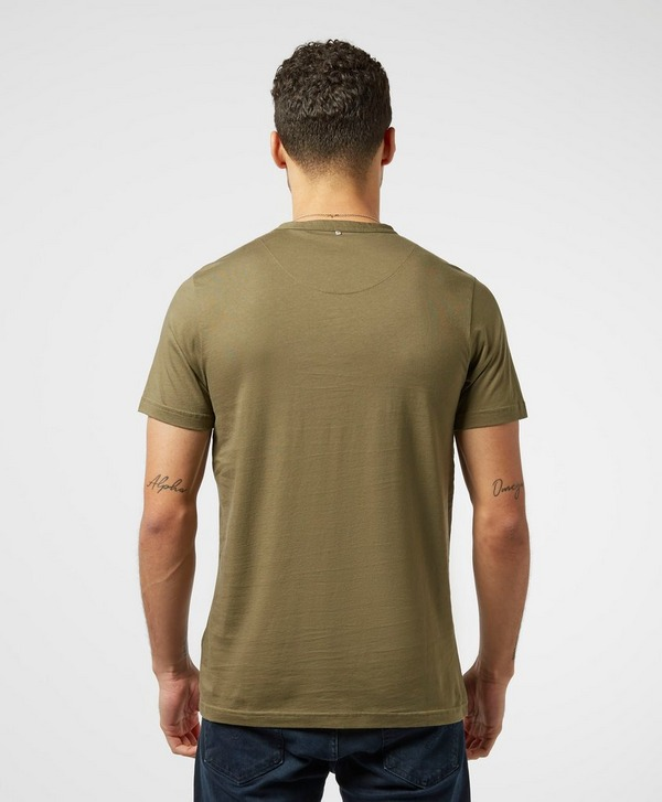 Pretty Green Cut and Sew Short Sleeve T-Shirt - Exclusive
