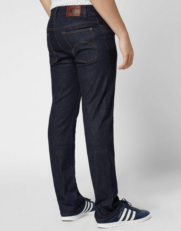 Pretty Green Burnage Regular Fit Jeans