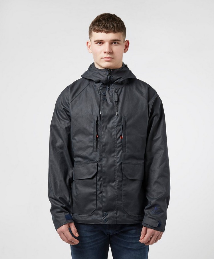 Barbour Dridge Wax Jacket