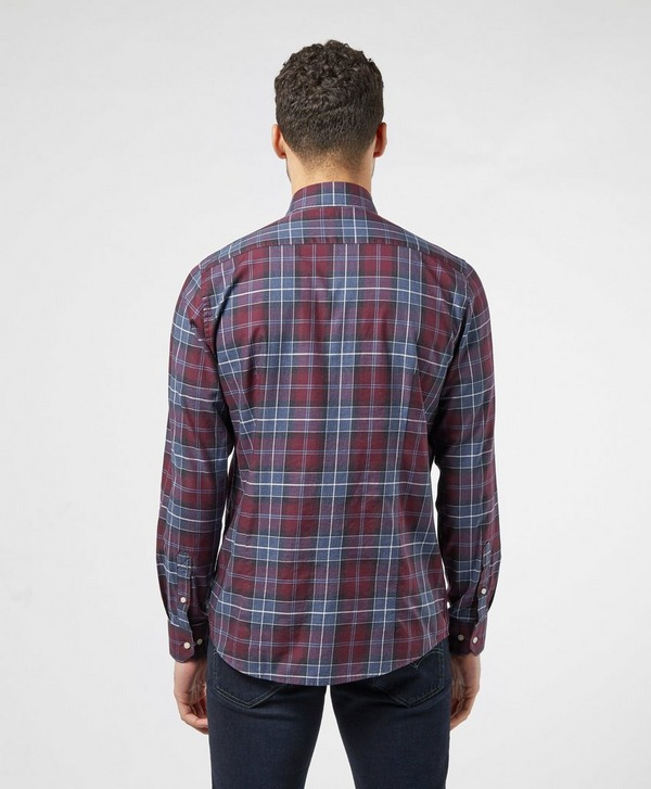 Barbour Connel Check Long Sleeve Shirt