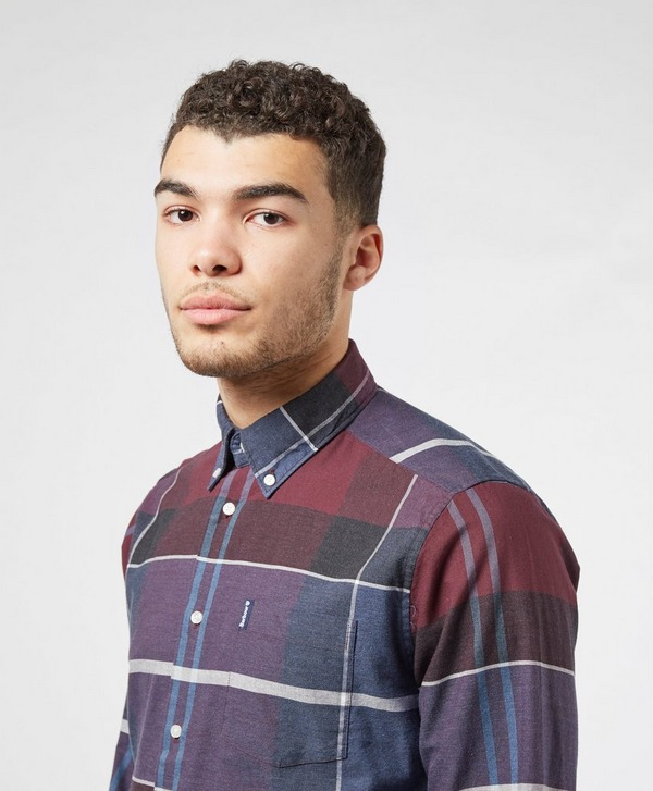Barbour Cannich Check Long Sleeve Shirt