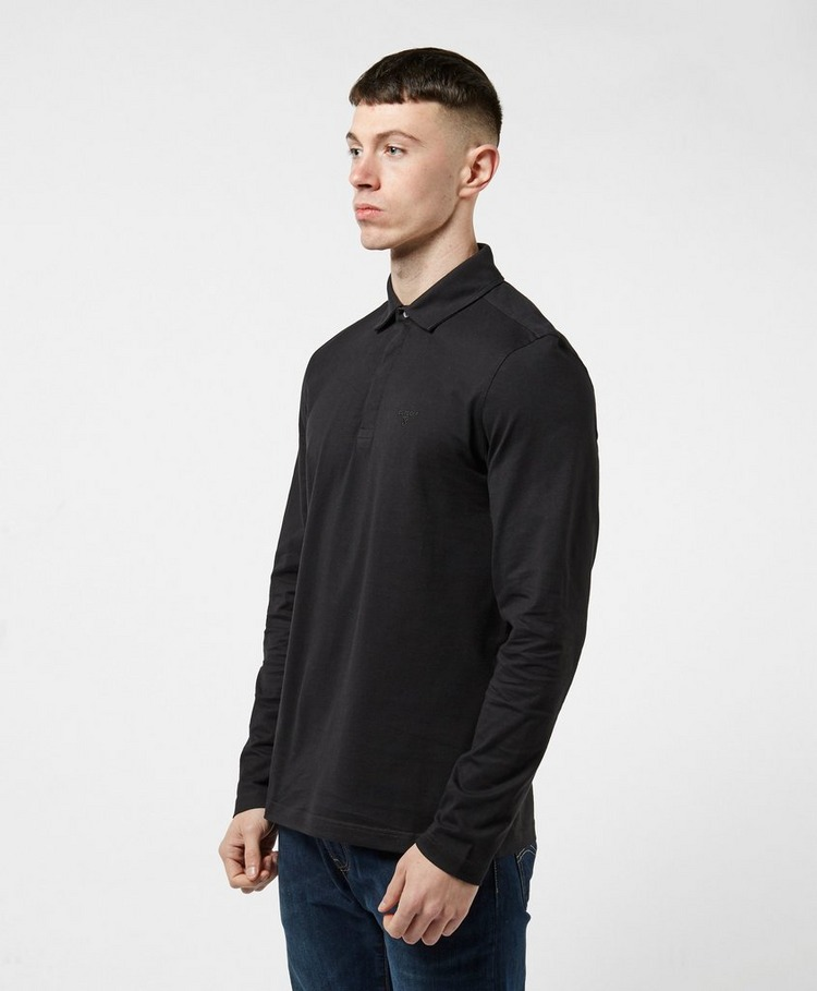 Barbour Dunnet Long Sleeve Polo Shirt