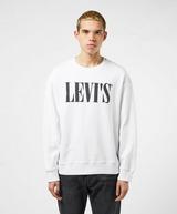 Levis Relaxed Graphic Crewneck Sweatshirt