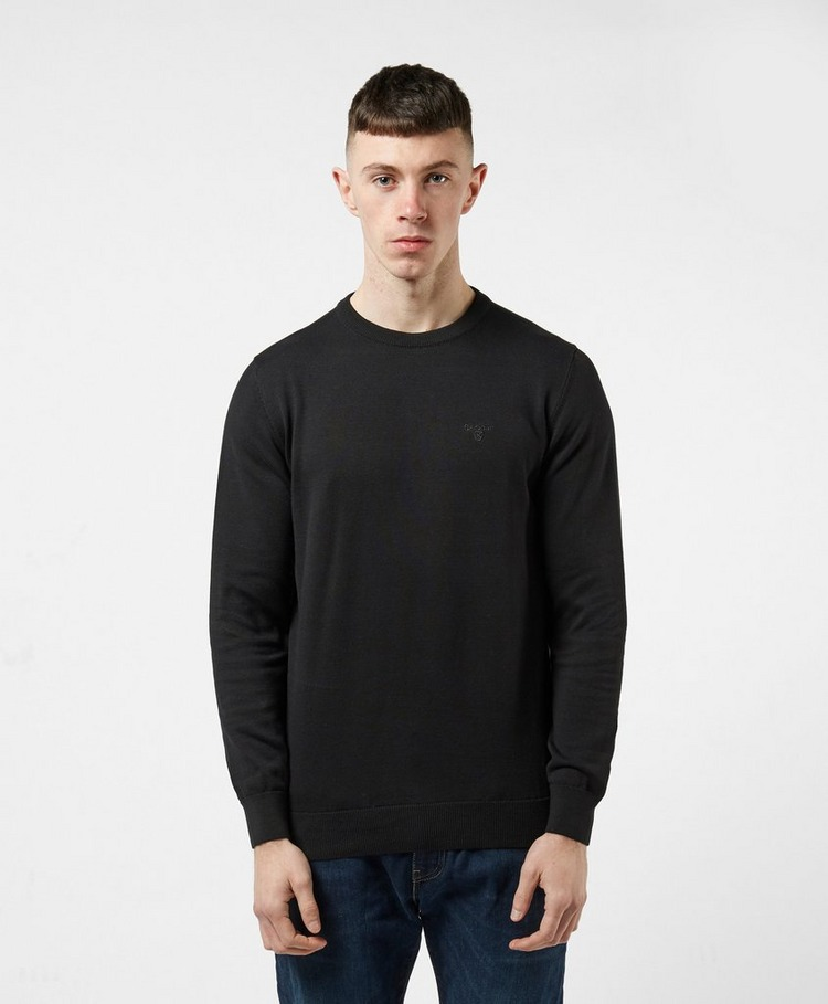 Barbour Pima Crew Neck Sweatshirt