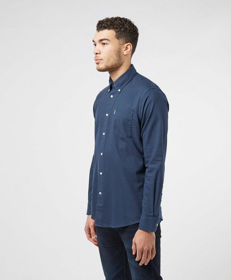 Barbour Button Down Long Sleeve Oxford Shirt