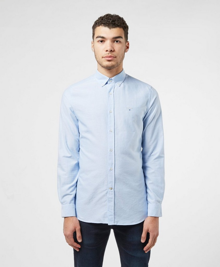 Barbour Heritage Long Sleeve Oxford Shirt