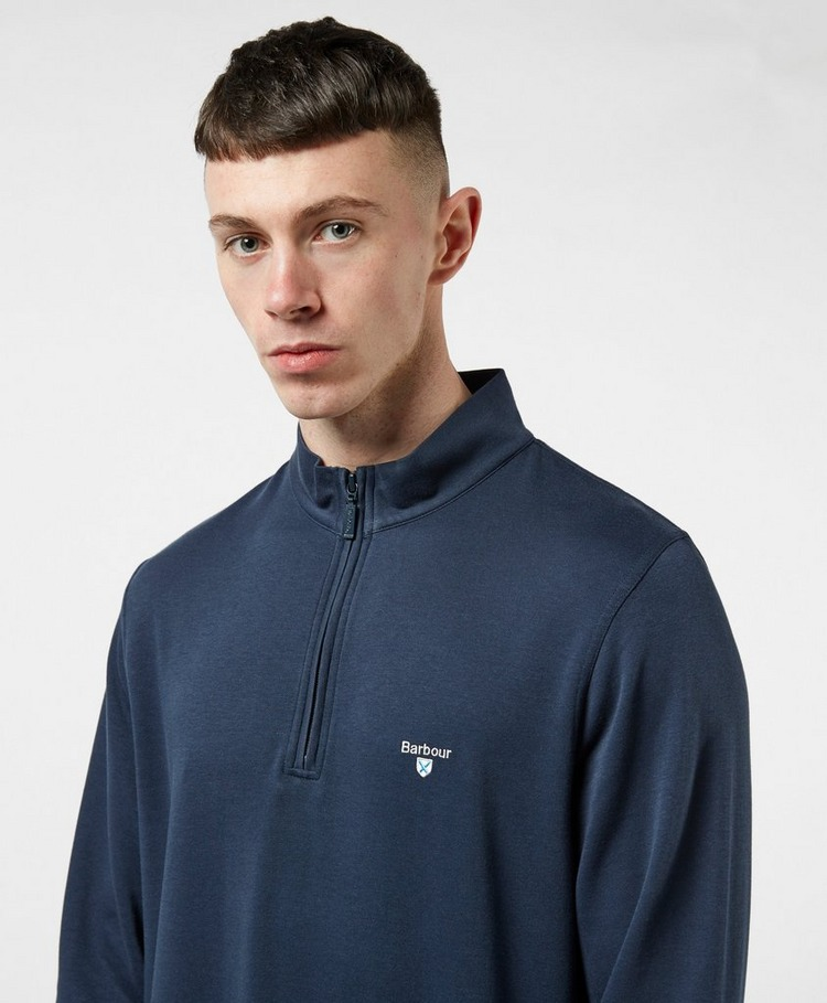 Barbour Batten Half-Zip Sweatshirt