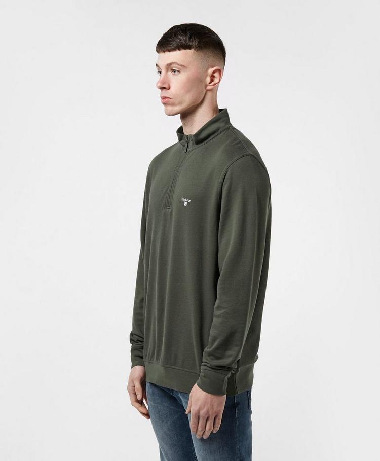 Barbour Batten Half-Zip Sweatshirt