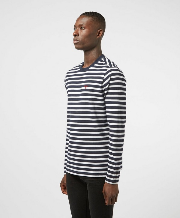 Barbour Heritage Stripe Long Sleeve T-Shirt
