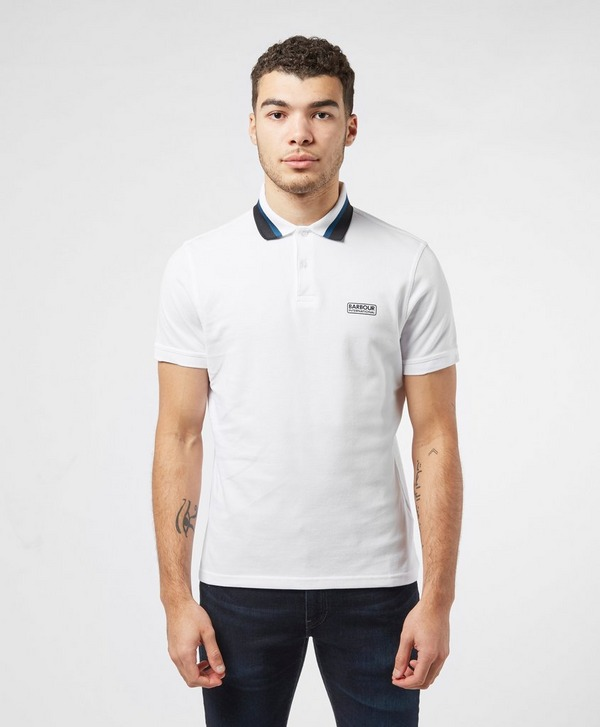 Barbour International Dial Short Sleeve Polo Shirt