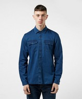 Barbour International Worker Long Sleeve Shirt