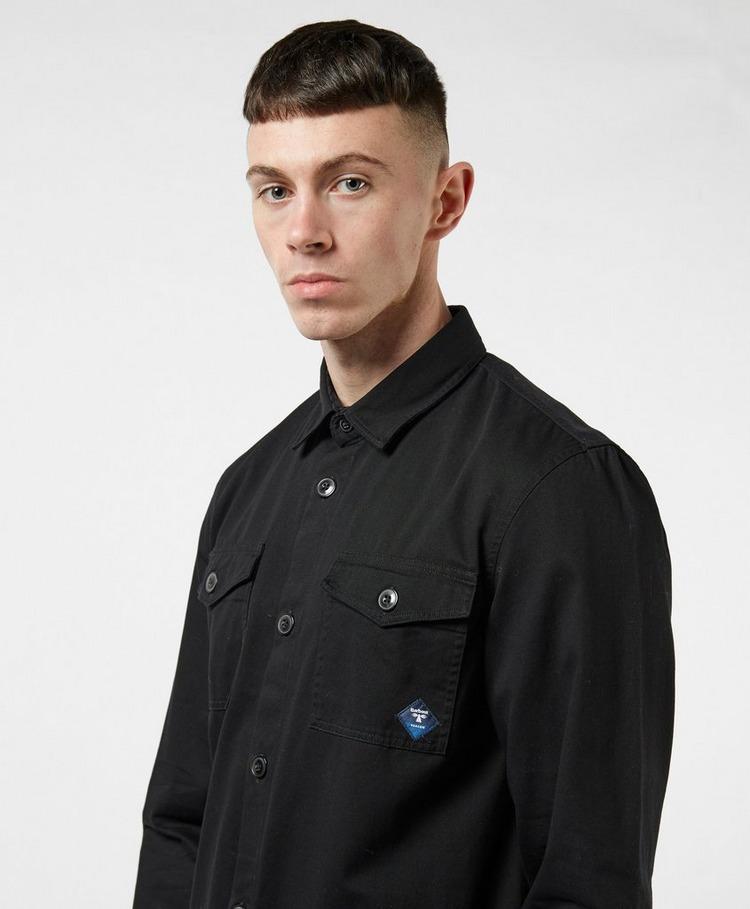 Barbour Beacon Twill Overshirt