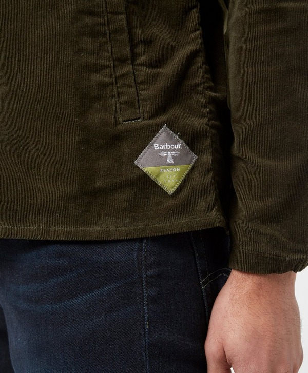 Barbour Beacon Cord Overshirt