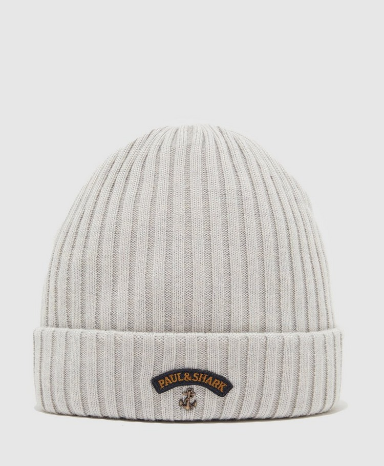 Paul and Shark Rib Beanie