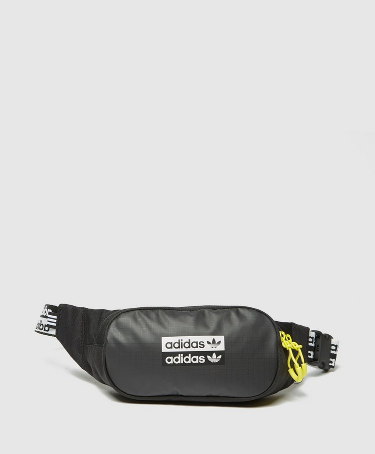 adidas Originals Double Logo Tape Bum Bag