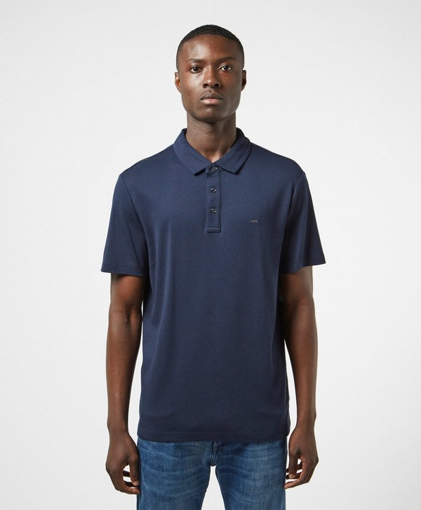 Michael Kors Sleek Short Sleeve Polo Shirt