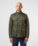 Barbour International Ariel Padded Parka Jacket