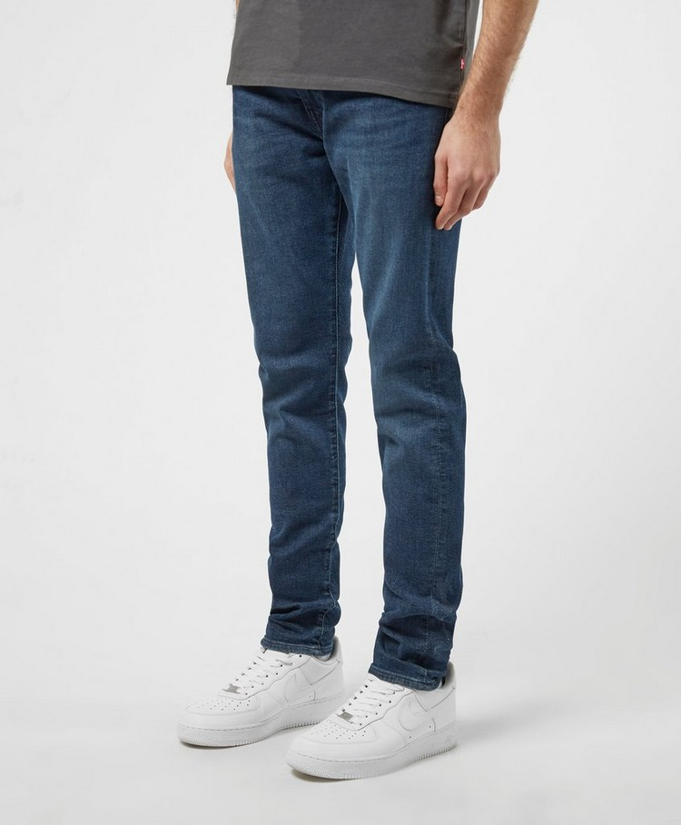Levis 501 Skinny Tapered Jeans