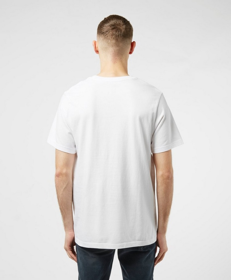Levis Serif Logo Short Sleeve T-Shirt