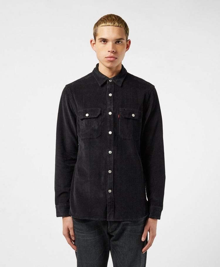 Levis Jackson Cord Long Sleeve Work Shirt