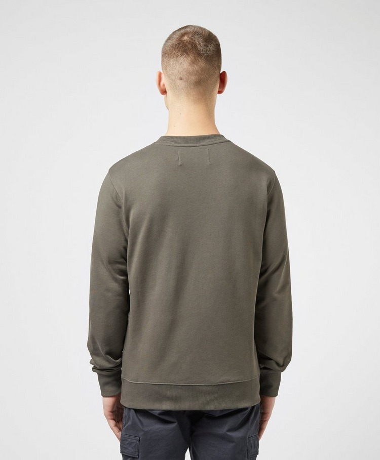 Calvin Klein Jeans Institutional Crew Neck Sweatshirt