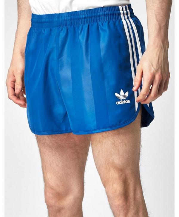 55adba6837 adidas Originals Football Poly Shorts | scotts Menswear