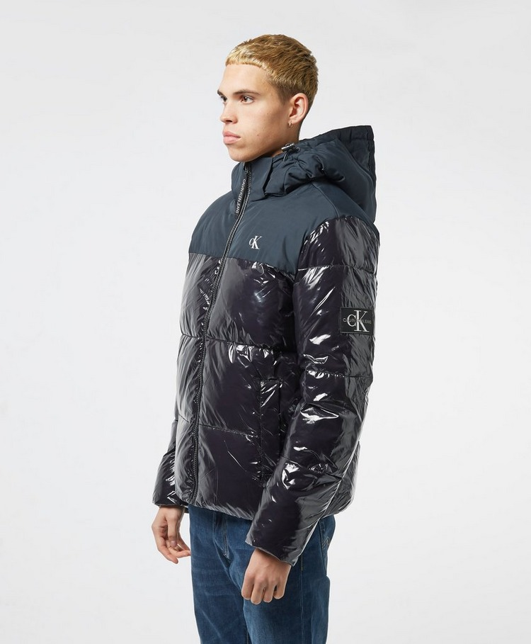 Calvin Klein Jeans High Shine Padded Jacket