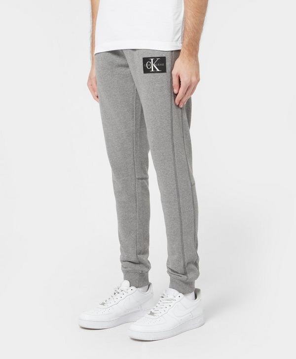 Calvin Klein Jeans Monogram Badge Fleece Pants