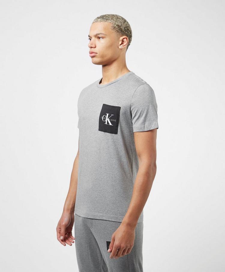 Calvin Klein Jeans Mono Short Sleeve Pocket T-Shirt