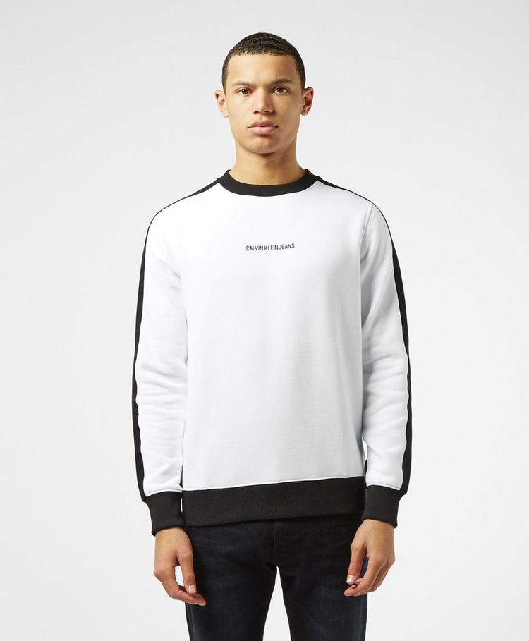 Calvin Klein Jeans Block Statement Sweatshirt