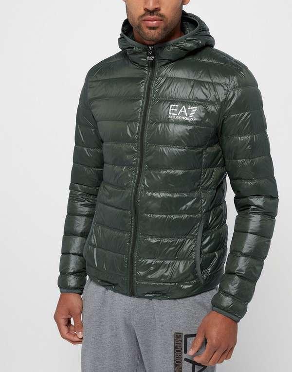 Emporio Armani EA7 Bubble Padded Jacket